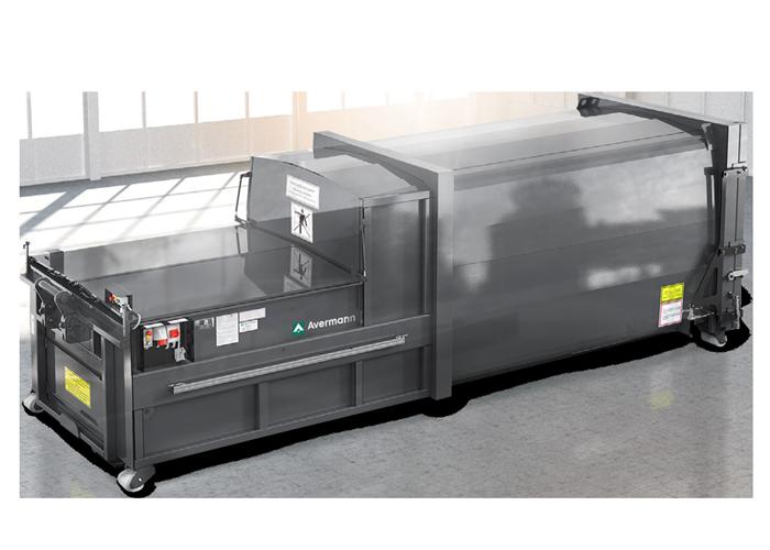 Presscontainer Avermann MPC20
